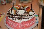 'Grill' Birthday Cake!