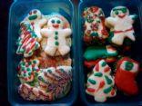 DELICIOUS sugar cookies