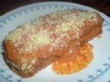 Hot Salsa Sandwich