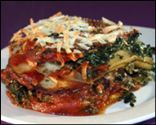 Noodle Free Veggie Lasagna
