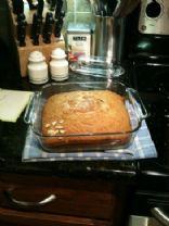 Kelsa's Homemade Banana Bread