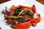 Easy Balsamic Chicken W/Roasted Red Peppers