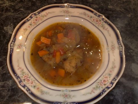 Mock Hare Soup