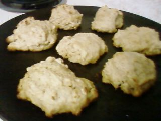 Whole Grain Drop Biscuits