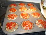 Meatloaf Vegetable Muffins