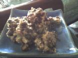 Sesame Adzuki Beans