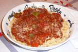 Vegan Soy Spaghetti