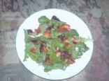 Strawberry/Spring Mix Salad