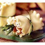 Asparagus Salmon Rolls