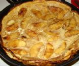 Apple Puff Up Pancakes