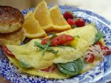Sunshine Hearty Omelet