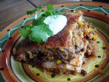 Deb's Vegetarian Mexican Lasagna