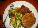Rice & Blackeyes Peas