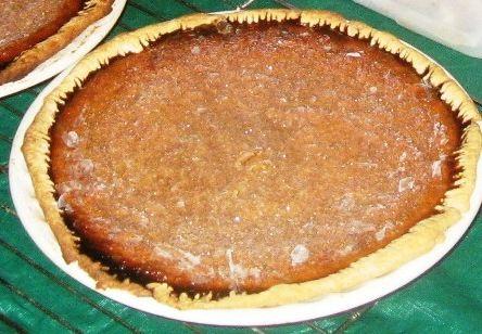 Pumpkin Pie - Original Recipe - Low Cal & Low Fat Version.