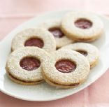 Holiday Linzer Tarts