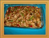 Easy Italian Vegetable Chicken