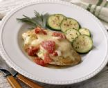 Chicken Mozzarella Al' dente