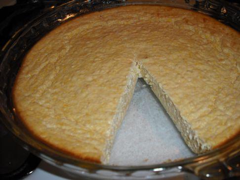Simple Pumpkin Cheesecake