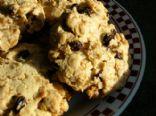 Mama's Famous Oatmeal Cookies