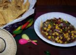 Black Bean & Corn Pico de Gallo