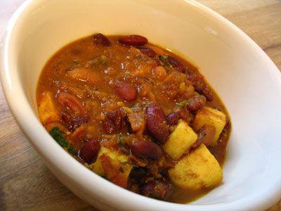 Kidney Bean Hash