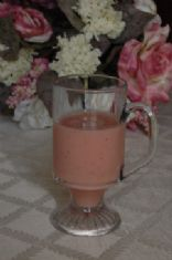 Strawberry Fruit Smoothie