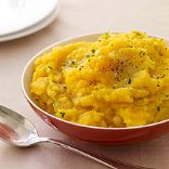 Mashed Butternut Squash & Apples (from WW recipe)