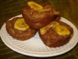 Grain Free Banana Muffins