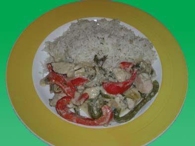 My Thai Green Chicken Curry