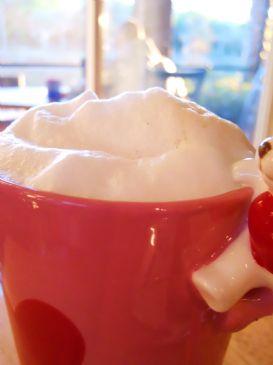 Queen D's Morning Latte
