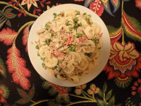 Low Fat Dijon Tuna Salad