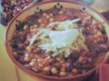 Mexican Bean Chili