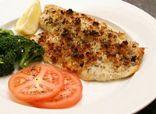Simple Broiled Haddock