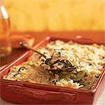 Squash-Rice Casserole