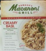 Macaroni Grill Creamy Basil Parmesan Chicken (from Box) revised