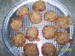 boiled cookies/haystacks