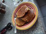 Better Peanut Butter Pancakes