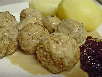 Scandinavian meatballs