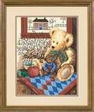 AMISH BEREB ZIJN HONGER (Dutch for Amish Hungry Bear)