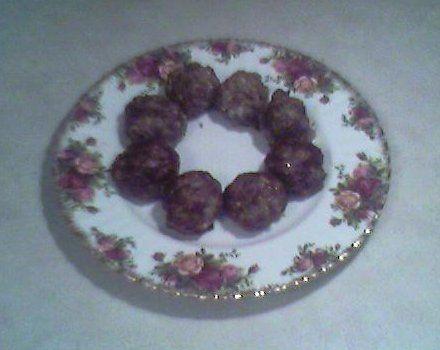 Griffey's Meatballs