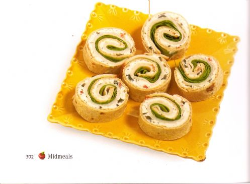 Greek Pinwheels - Eating For Life