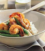Sweet and Saucy Shrimp
