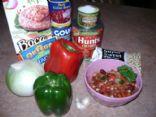 Vegetarian boca chili