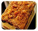 Blueberry Breakfast Streusel Cake