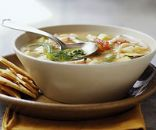 Roasted Turkey Vegetable Soup