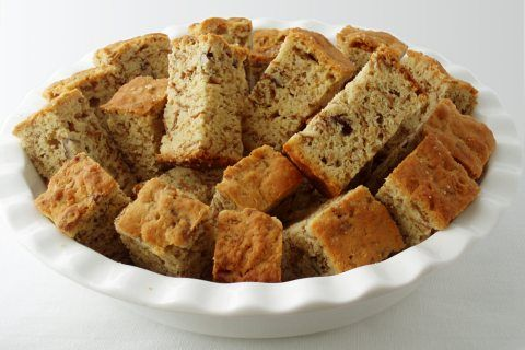 All Bran and Cranberries Rusks