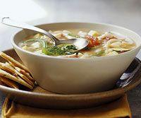 Roasted Turkey Vegetable Soup