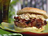 Paula Deen's BBQ Pork Sandwich