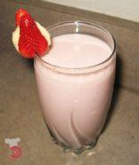 Homemade Banana Milkshake