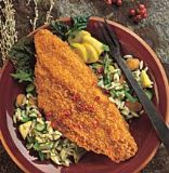 Coleman's Gone fishing cook book The more healthy way